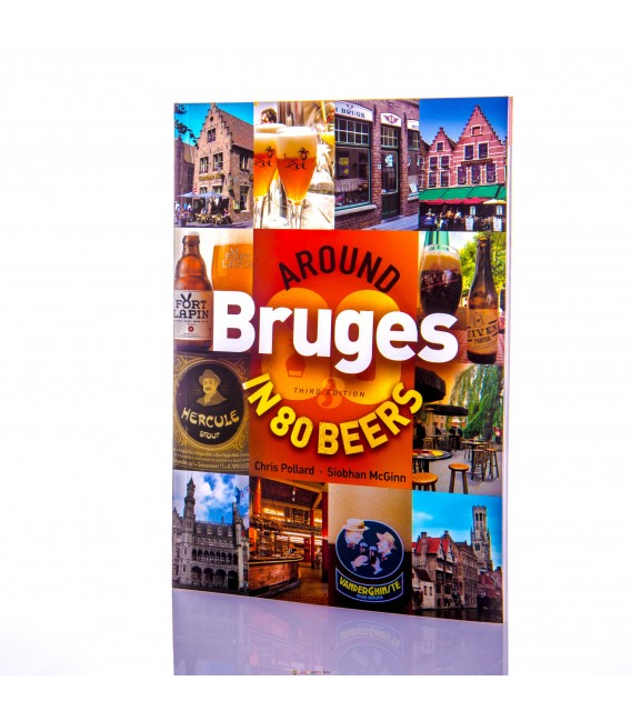 Around Bruges in 80 Beers Book