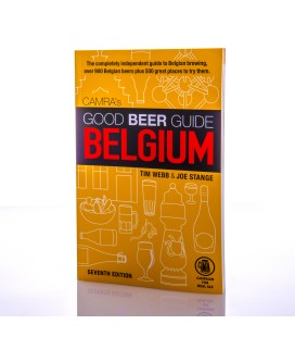 Good Beer Guide Belgium Book