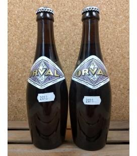 Orval Vintage Bottlings 2011 & 2012