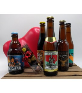 Valentine's Beer Box for Men