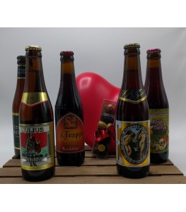 Valentine's Day Beer Box + Beer Chocolates 2018
