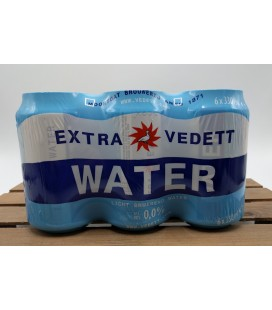 Extra Vedett Water 6-pack (6x33cl) Can