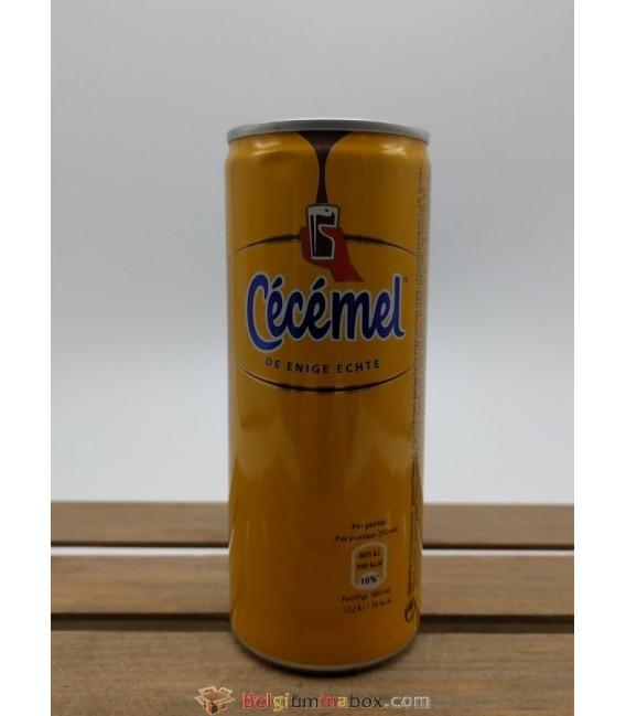 Cécémel Belgian Chocolate Milk 25 cl Can