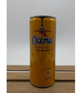 Cécémel Belgian Chocolate Milk 25 cl Can