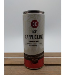 D.E Ice Cappucino 25 cl Can