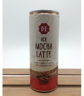 D.E Ice Mocha Latte 25 cl Can