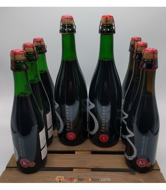 3 Fonteinen Red Fruit Box 2016-2017