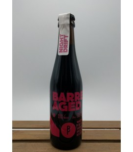 Brussels Beer Project Night Drift BA Barley Wine 25 cl