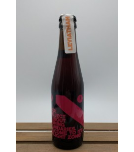 Brussels Beer Project Leviathan Cognac BA Barley Wine 25 cl