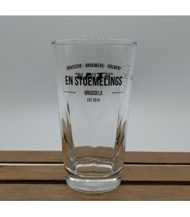En Stoemelings Glass (multi-ribbed) 25 cl