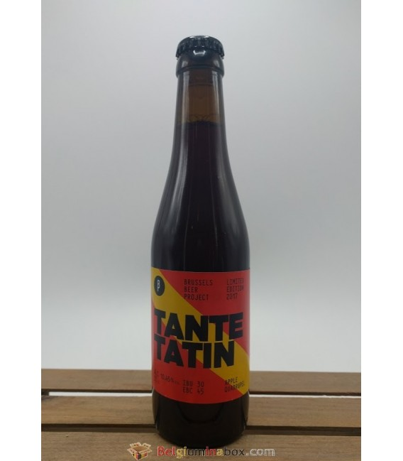 Brussels Beer Project Tante Tatin 2017