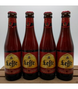 Leffe Ruby 4-pack of 25 cl