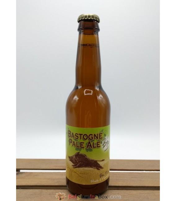 Bastogne Pale Ale Blond Bio 33 cl