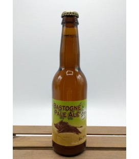 Bastogne Pale Ale Blond Bio 33 cl