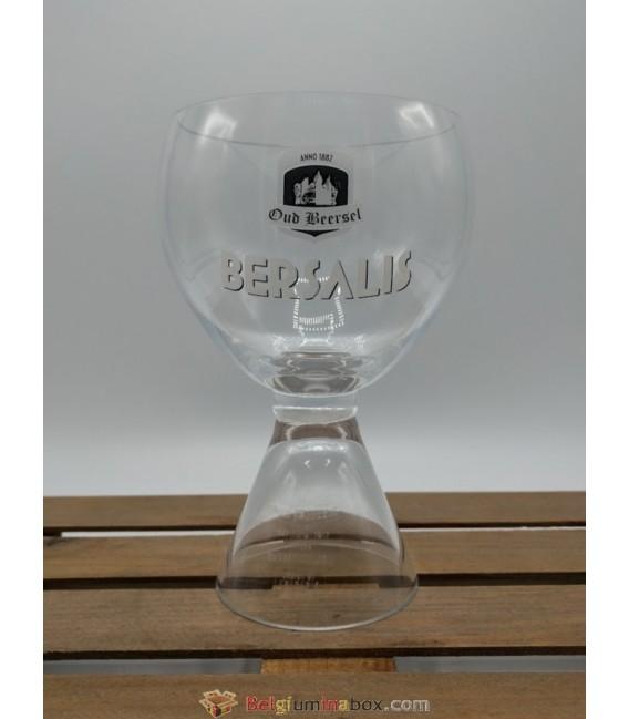 """Oud Beersel """"Bersalis"""" Grail Glass 33 cl"""