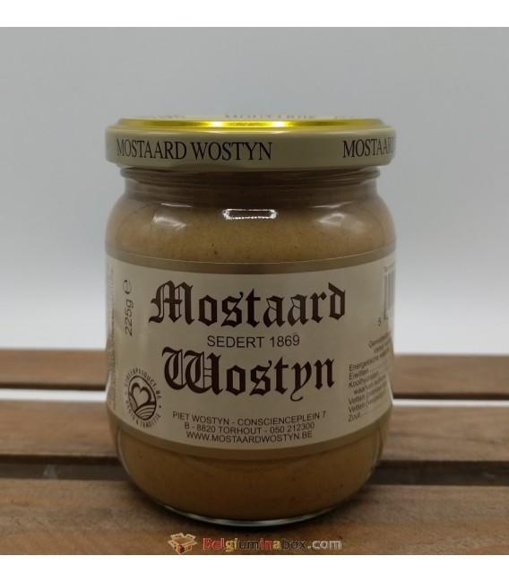 Mostaard Wostyn 255 gr