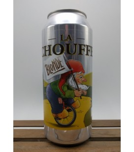 La Chouffe Blonde Crowler 1 Liter