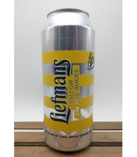 Liefmans Yell'Oh on the Rockx Crowler 1 Liter