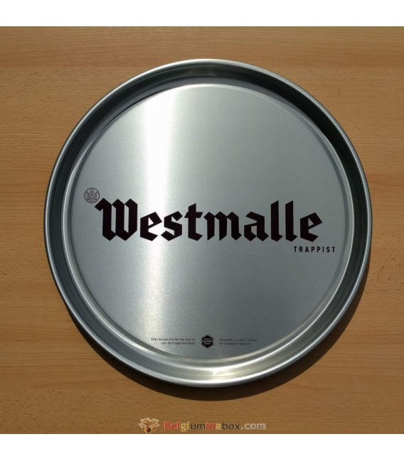 Westmalle Trappist Beer Tray