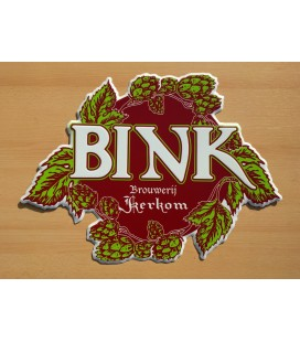 Bink Beer Sign