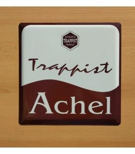 Achel Trappist Beer-Sign in Tin-Metal