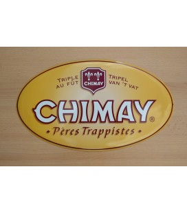 Chimay Pères Trappistes (Chimay Triple) Beer Sign