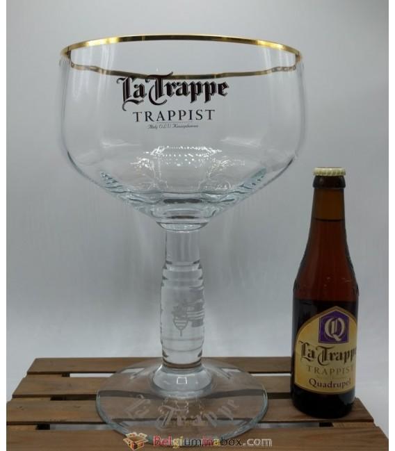 La Trappe Trappist Glass XL 3 L