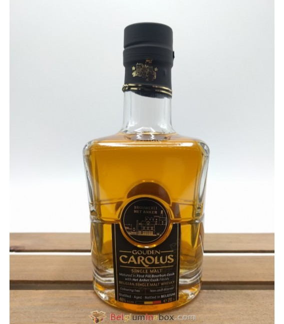 Gouden Carolus Single Malt (whisk) 20 cl