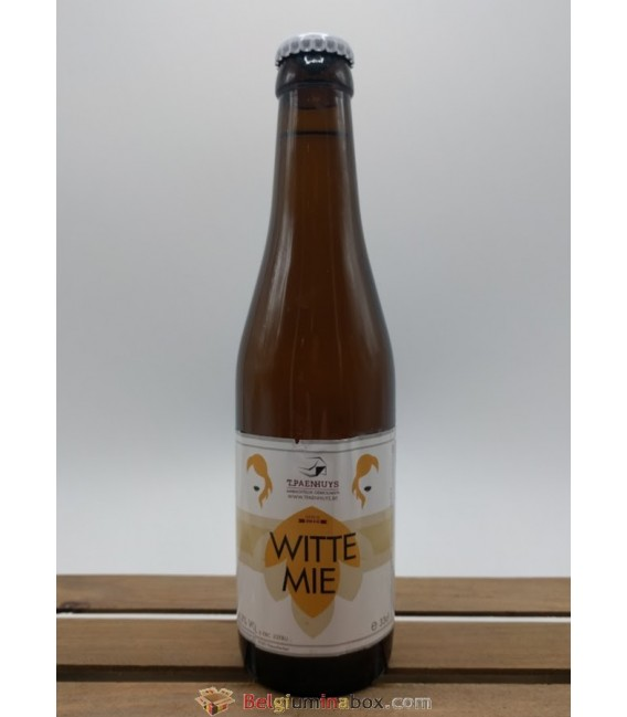't Paehuys Witte Mie 33 cl