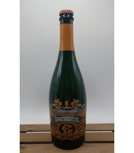 Lindemans GingerGueuze 75 cl
