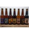 Brasserie de Bastogne Ardenne Brewery Pack 6 x 33 cl