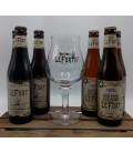 LeFort Brewery Pack (2x3 LeFort + LeFort Glass)