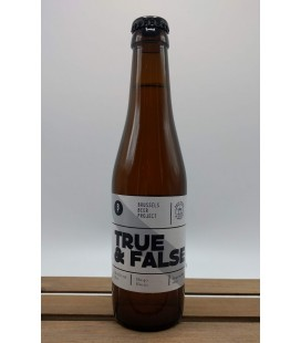 Brussels Beer Project True & False 33 cl