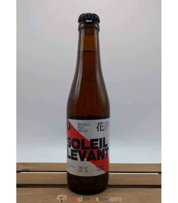 Brussels Beer Project Soleil Levant 33 cl