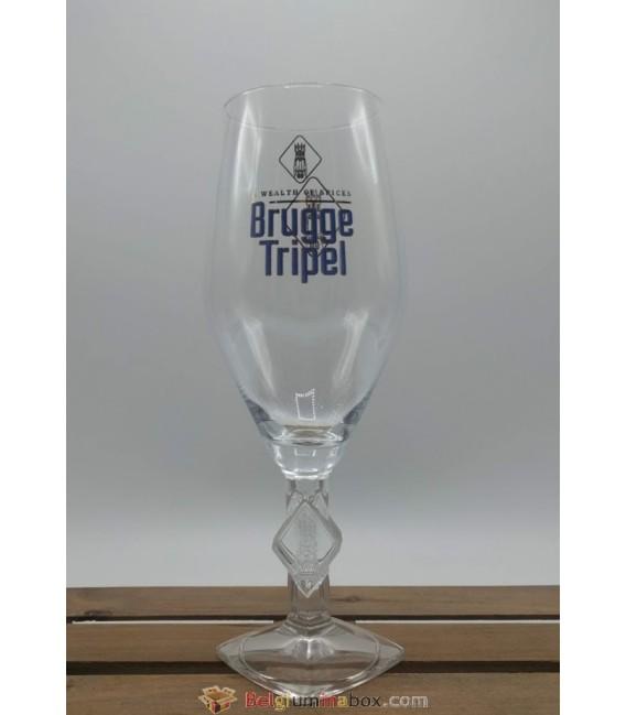 Brugge Tripel Glass 33 cl
