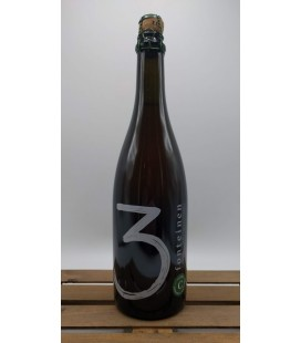 3 Fonteinen Oude Geuze Cuvée Armand & Gaston Batch 58 2016-2017 75 cl