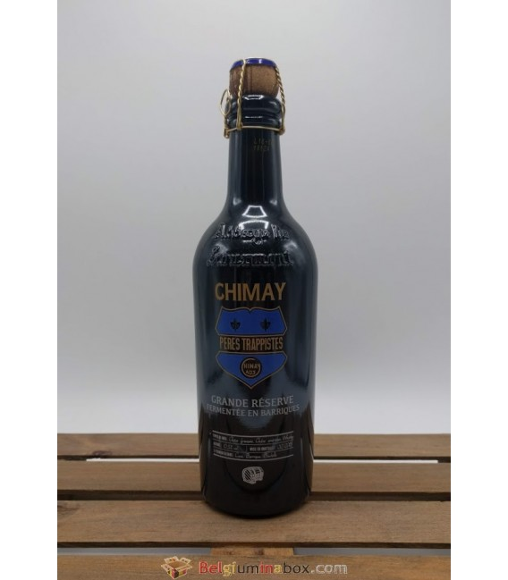 Chimay Grande Réserve Whisky Barrel Aged Feb 2018 37.5 cl