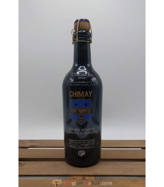 Chimay Grande Réserve Whisky Barrel Aged Feb 2018 37.5 cl