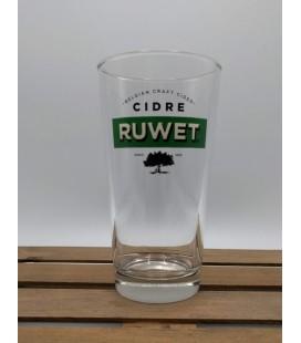 Cidre Ruwet Glass 33 cl