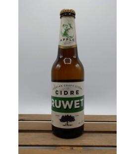 Cidre Ruwet Apple 33 cl