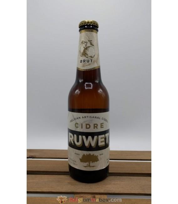 Cidre Ruwet Brut 33 cl