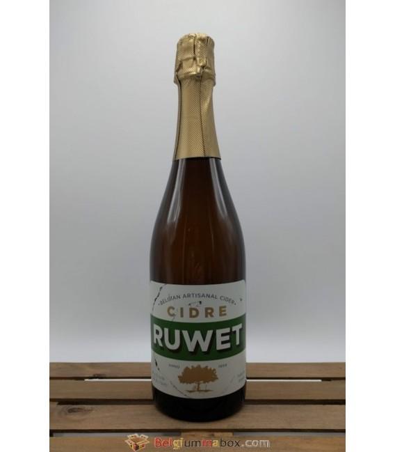 Cidre Ruwet Apple 75 cl
