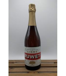 Cidre Ruwet Elderberry 75 cl