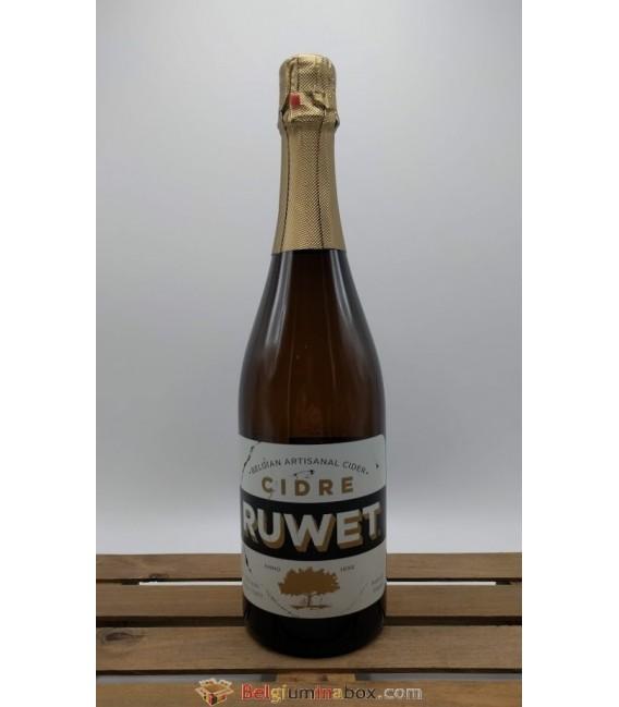 Cidre Ruwet Brut 75 cl