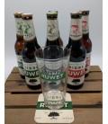 Cidrerie Ruwet 6-Pack + FREE Ruwet Glass
