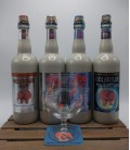 Delirium Brewery Pack (4x75cl) + FREE Delirium Glass