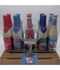Delirium Brewery Pack (10x33cl) + FREE Delirium SLURF Glass