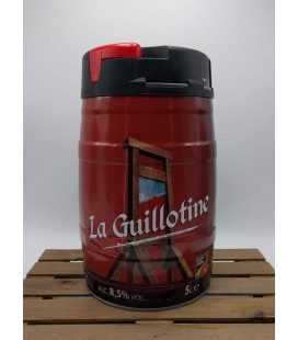 La Guillotine Keg 5 L (500 cl)