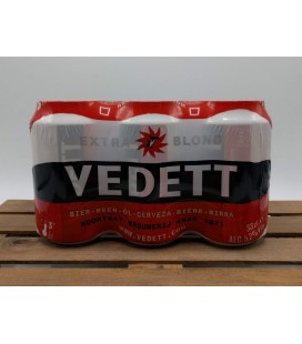 Vedett Extra Blond 6-pack (6x33 cl) Can
