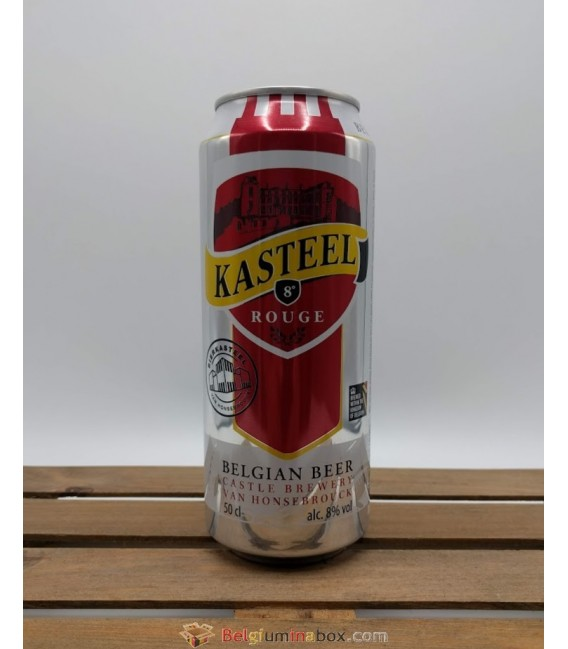 Kasteel Rouge 50 cl Can